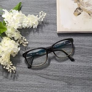 Ray-Ban Eyeglass Frames With Case